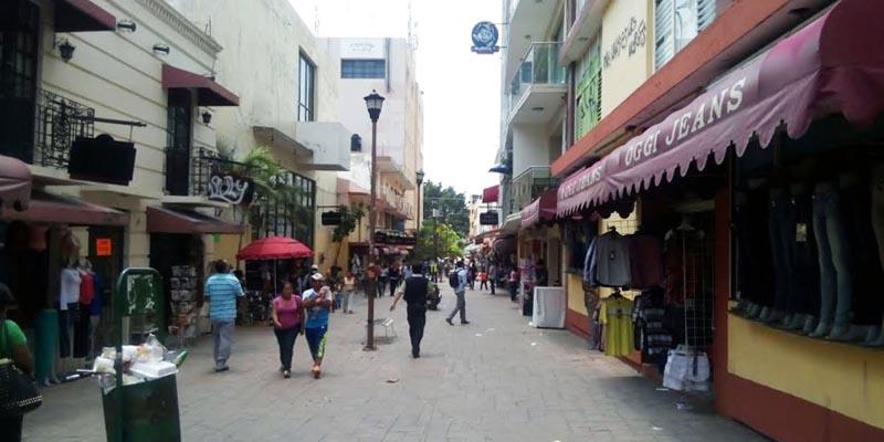 Invaden cantinas principal andador de Chilpancingo