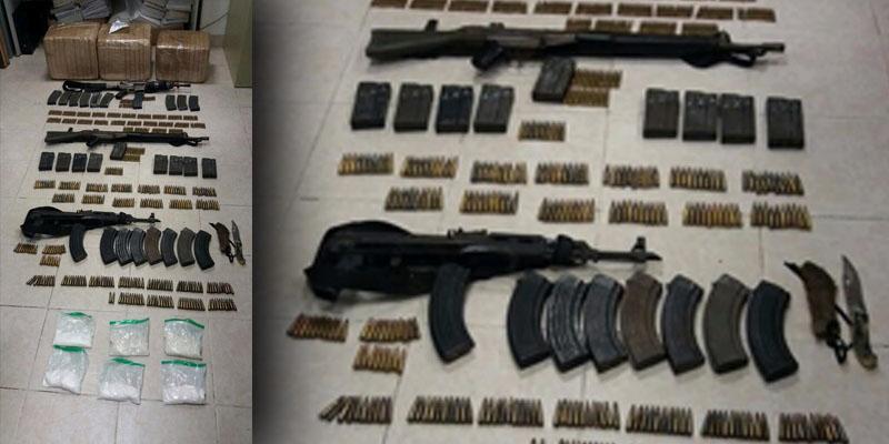 Harán busto con armas decomisadas en Guerrero