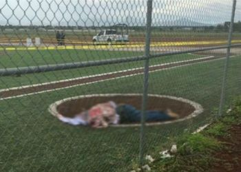Ataque en partido de beisbol en Puebla deja 2 muertos 8