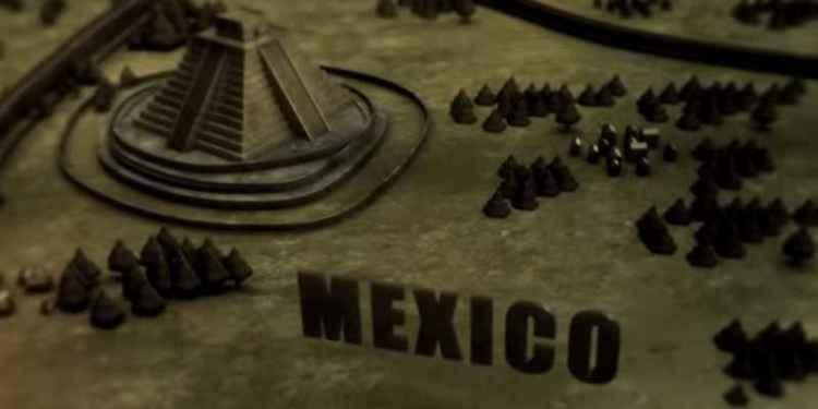 Así sería Game of Thrones inspirado en México y Sudamérica 3