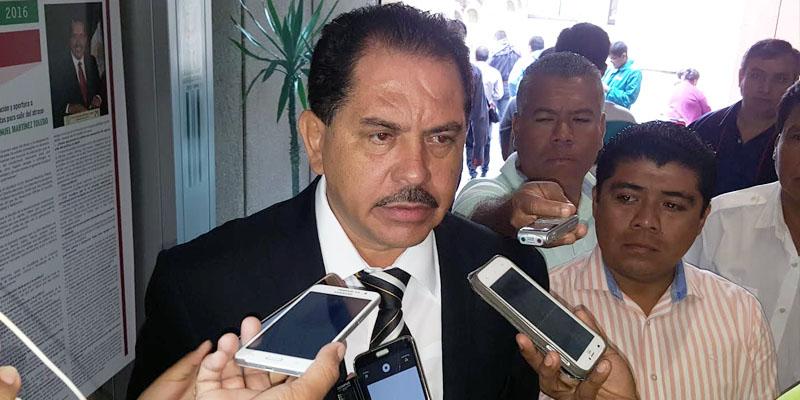 Alcalde suplente de Pungarabato urge que le tomen protesta