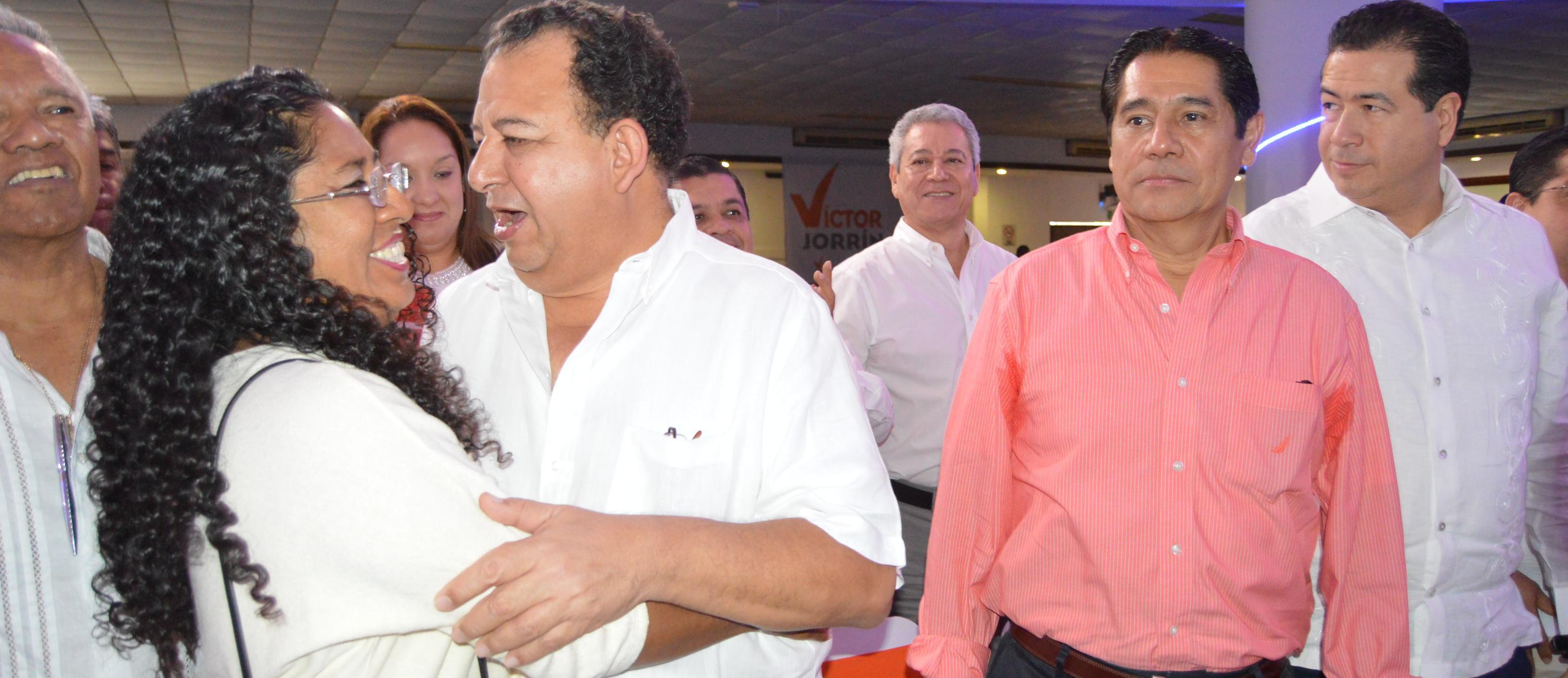 Luis Walton, el traidor y oportunista que ambiciona la candidatura de Félix Salgado 2