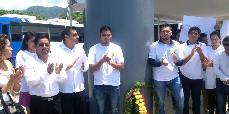 Jóvenes del PRD piden 'alerta generacional' en Guerrero
