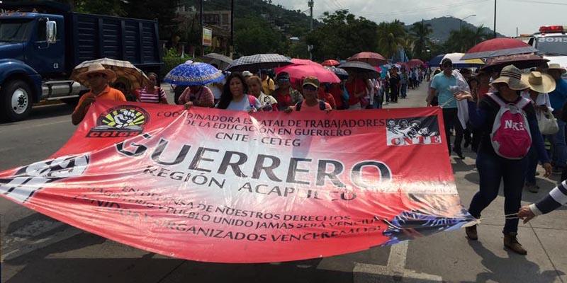 Anuncia SEP despidos en Guerrero, Oaxaca, Chiapas y Michoacán