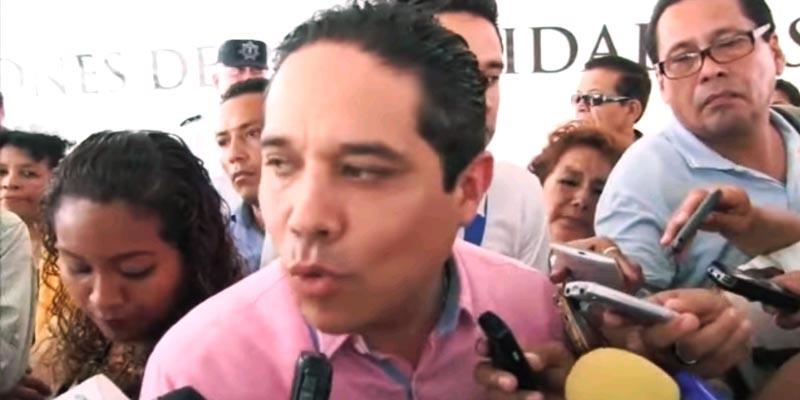 """""""Objetivos y responsables"""" en el tema de violencia, pide alcalde de Acapulco"""