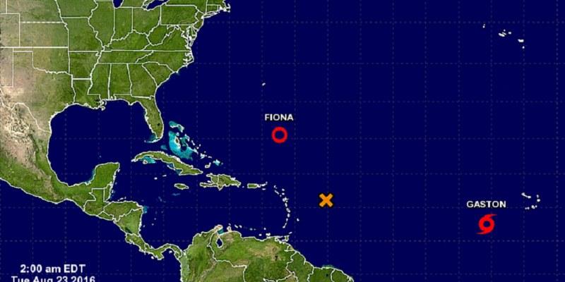 Tormenta Gastón podría convertirse en huracán