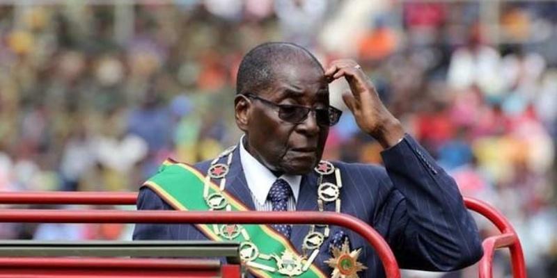 Protestas contra Mugabe aumentan en Zimbabwe