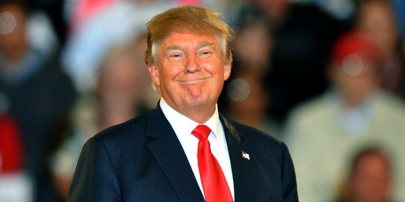 No somos racista dice Donald Trump