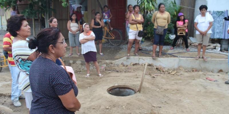 Echan de comité a vecinos de Coyuca de Benítez por criticar al Ayuntamiento