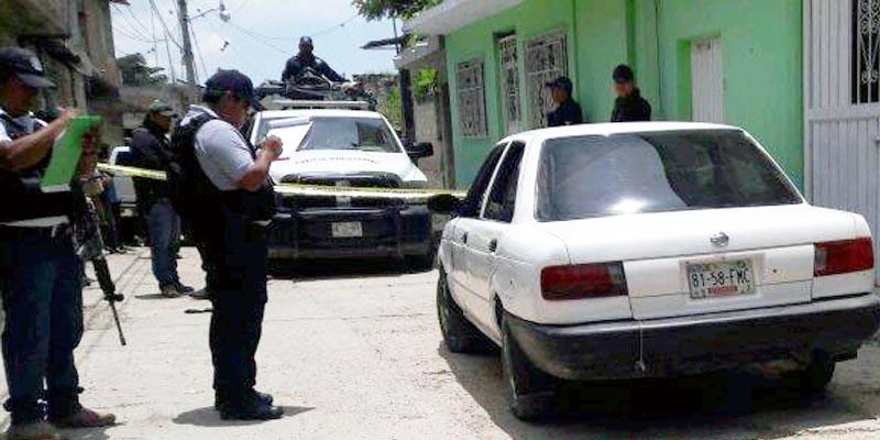 Asesinan a transportista en Zitlala, Guerrero