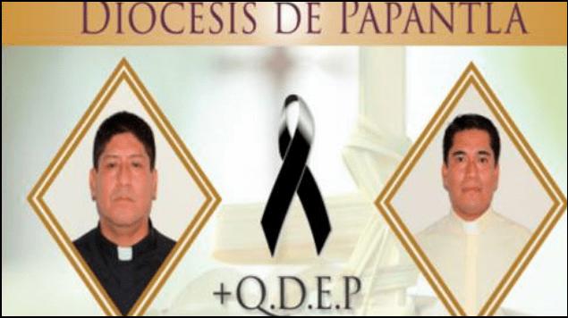 """Papa envía sus """"sentidas condolencias"""" por asesinato de sacerdotes"""