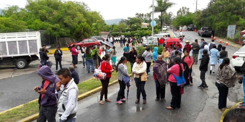 Sin maestros escuelas indígenas de Guerrero