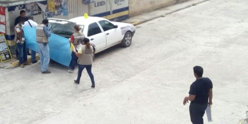 Descuartizan a dos hombres y los dejan en un taxi en Chilpancingo