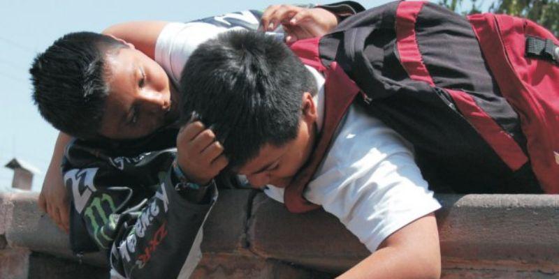 Mario Delgado busca reparación de daños a menores víctimas de bullying
