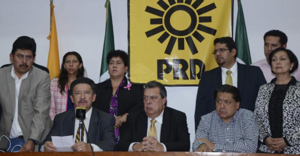 PRD asumió responsabilidad en caso Ayotzinapa: Cesáreo