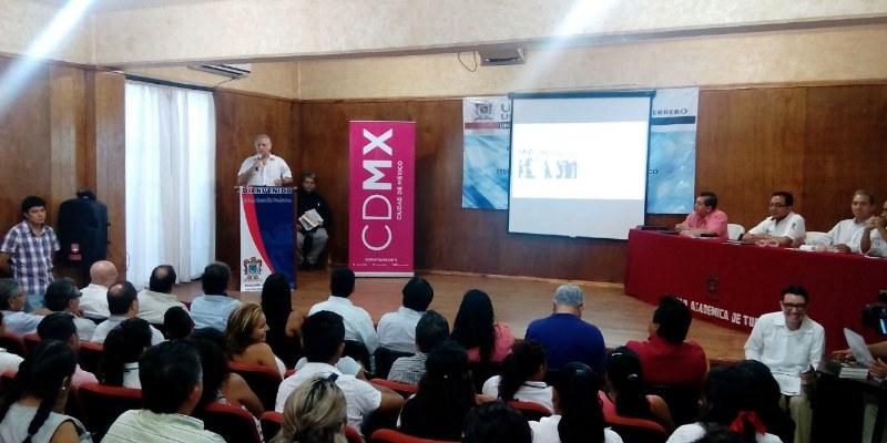 Acapulco, destino turístico favorito en CDMX: Torruco