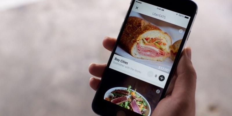 Inicia Uber entrega a domicilio de alimentos en Dubai