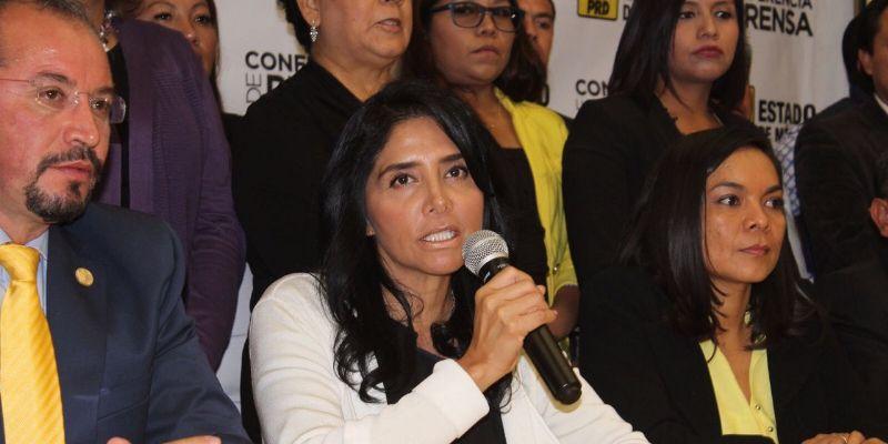 Pide PRD alianza de izquierdas para Estado de México