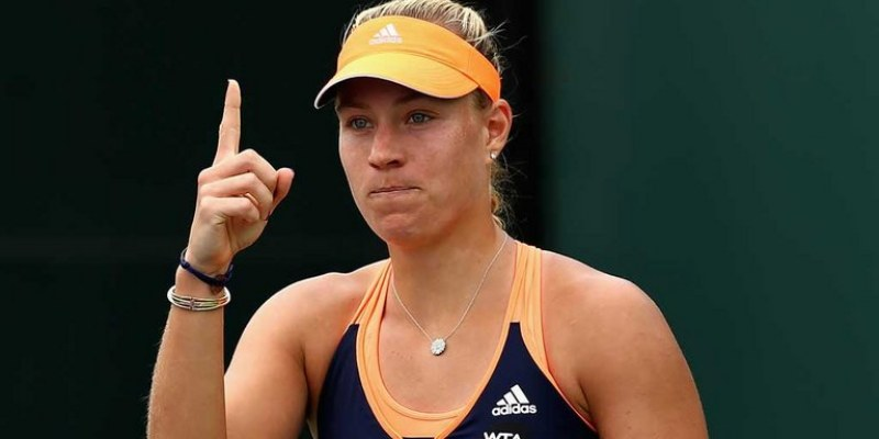 Angelique Kerber la número uno; se antepone a Serena Williams