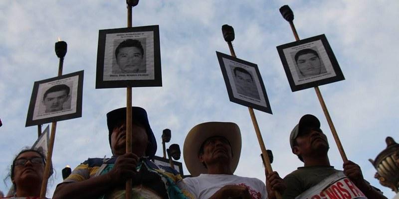 Ayotzinapa, una bofetada en la cara del país: Morena