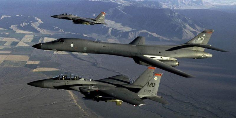 Amenaza EU a Norcorea con bombarderos
