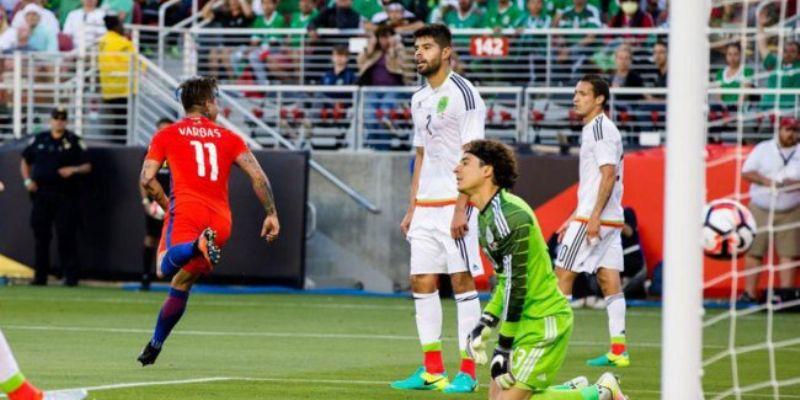 Pide portero superar goleada de Chile a México en Copa América