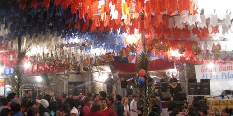 Ascienden a 24 los muertos durante Fiestas Patrias en Chile
