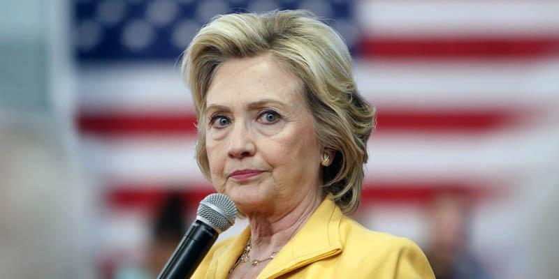 "Clinton llama ""deplorables"" a seguidores de Trump"