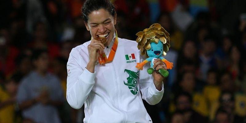 México suma 6 medallas en segundo día de Paralímpicos de Río 2016