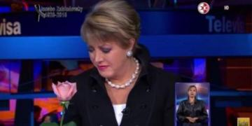 Lolita Ayala está grave de salud; necesita tanque de oxígeno y apoyo para caminar, reportan 10