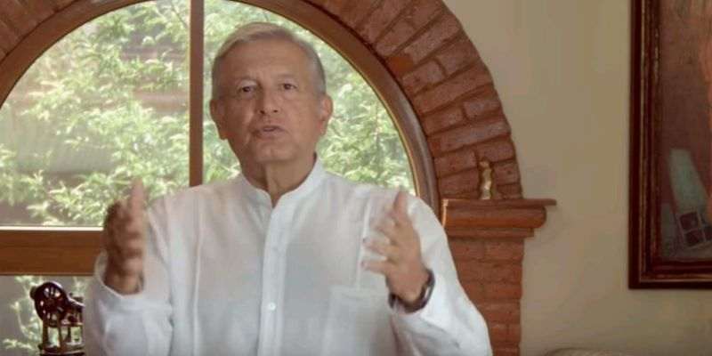 "[VIDEO] Pronto llegará ""una rebelión en la granja"": AMLO"