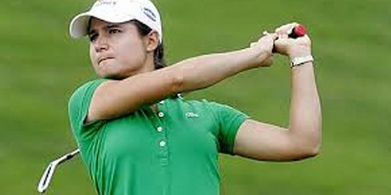Lorena Ochoa solo quiere disfrutar del golf con sus amigas