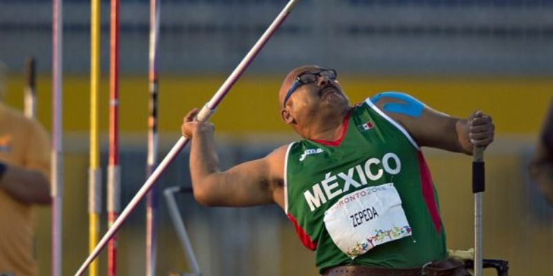 Obtiene México segunda medalla en Paralímpicos de Río 2016