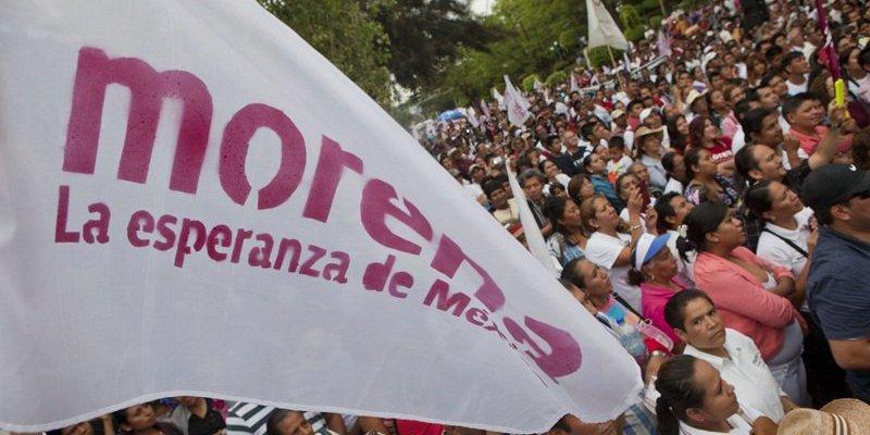 Renuncian diputados a sus partidos, se suman a Morena