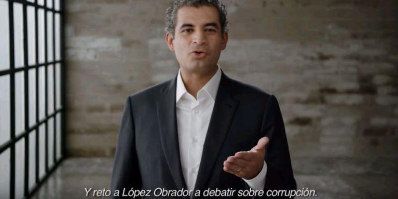 [VIDEO] Lanza Ochoa el #RetoPRI contra AMLO