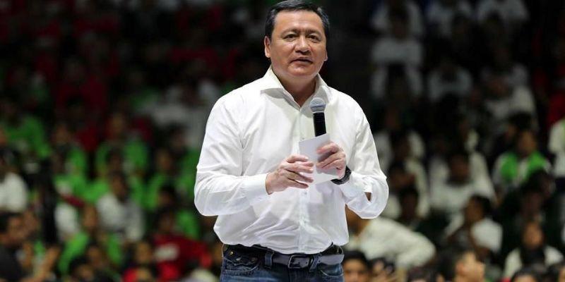 """""""Soy feminista"""": Osorio Chong"""