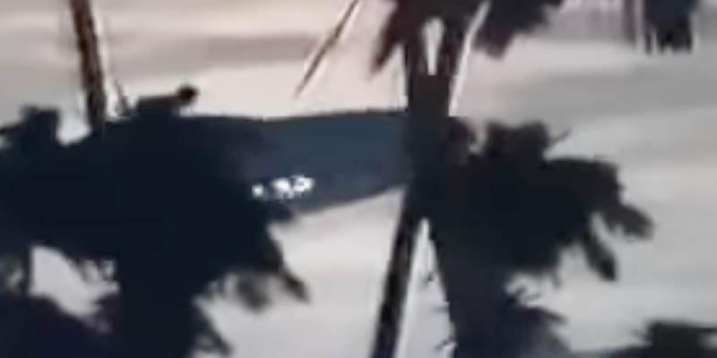 [VIDEO] Sobrevuela Malasia supuesto OVNI