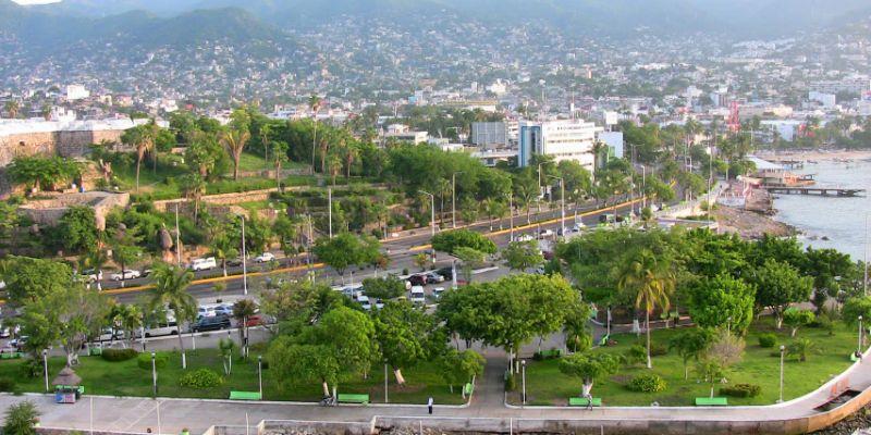 Habrá cortes a circulación en Costera de Acapulco el domingo