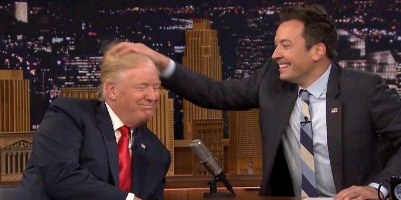 [VIDEO] Comprobado, Trump no usa peluca