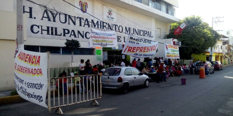 Justo pagar bono a sindicalizados de Chilpancingo: regidor