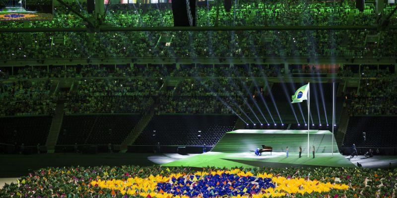 Llamado contra la desigualdad en inauguración de Paralímpicos de Río