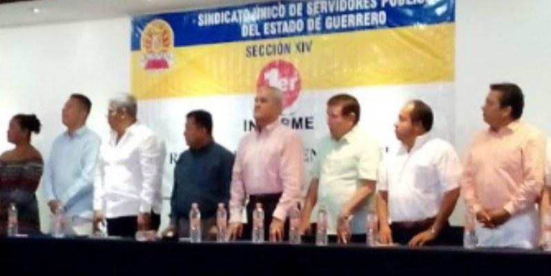 Urge el SUSPEG al gobierno de Acapulco cubra los adeudos
