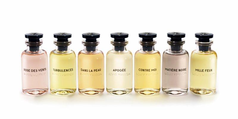 Cómo prepara sus perfumes Louis Vuitton