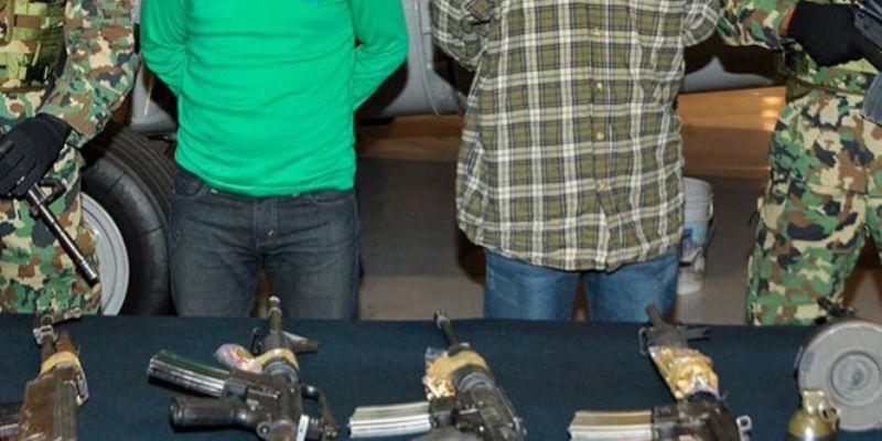 Sentencian a seis 'zetas' detenidos en San Luis Potosí