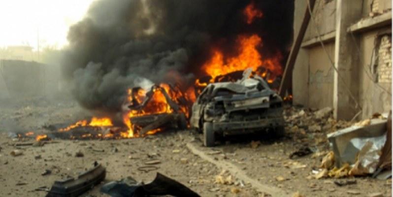 Doble atentado contra iglesiasen Egipto deja 36 muertos