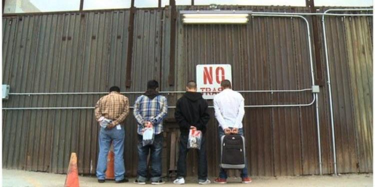 Chiapaneco repatriado no desea regresar a EU 1