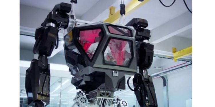 """Conoce al gigante """"robot tripulado"""" en Corea del Sur [VIDEO] 1"""