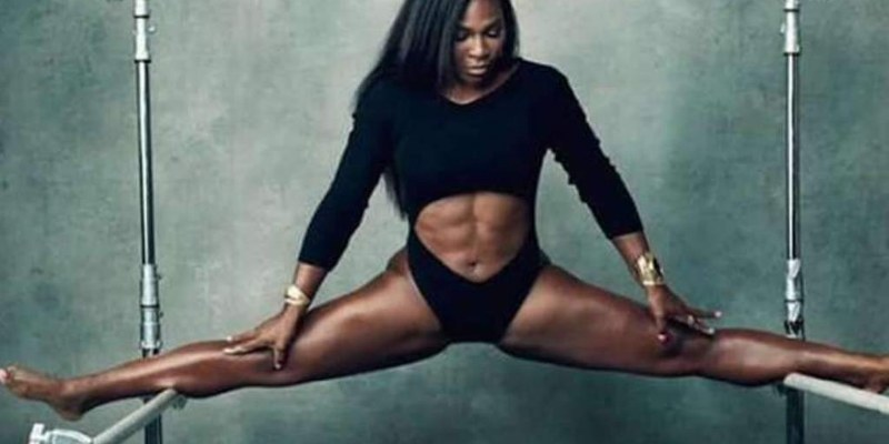 Tenista Serena Williams ¡está embarazada!