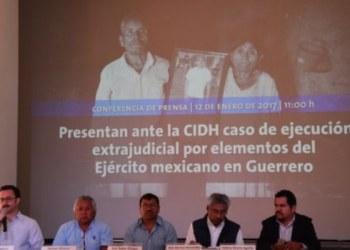 ONG's denuncia ejecución de indígena por parte del Ejército mexicano 7