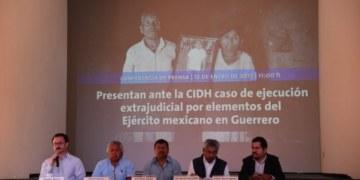 ONG's denuncia ejecución de indígena por parte del Ejército mexicano 5